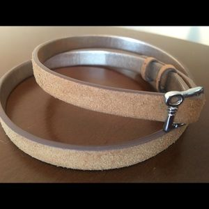 KEEP COLLECTIVE leather band